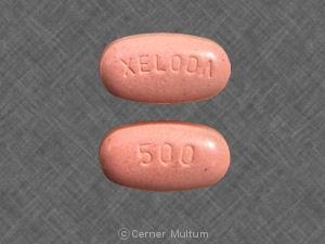 Image of Xeloda